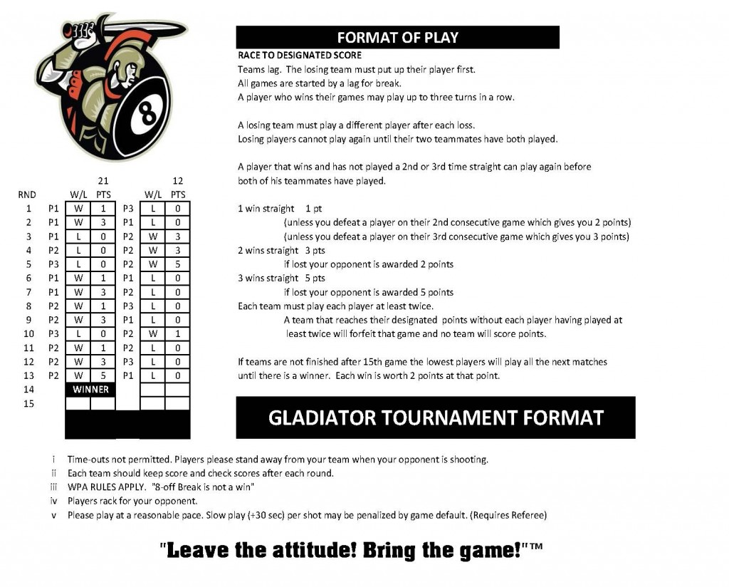 gladiator tournament2